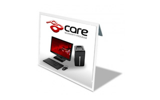 PB Care Desktop + Monitor (On Site)
