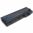 Battery for Aspire and Ferrari One 200: 6 cells / 5600mAh / Black