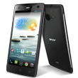 Acer Liquid S1 Duo Tablet Phone, 2 Baksidor: Svart + Vit