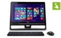 Aspire AZ3-605-UR23 Touch All-in-One