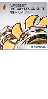 Autodesk Factory Design Suite Premium 2014