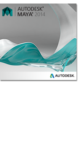 Autodesk Maya (rental license with auto-renewal)