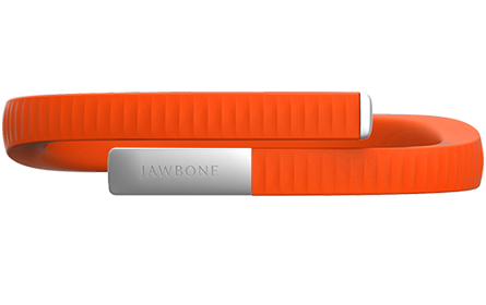 UP24 by Jawbone - Persimmon (M)