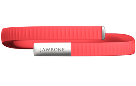 UP24 by Jawbone - Pink Coral (S)