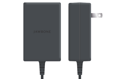 BIG JAMBOX Wall Charger - Graphite