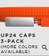 UP24 Caps (3 Pack)