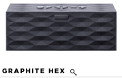BIG JAMBOX Graphite Hex