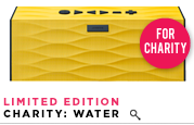 BIG JAMBOX charity: water
