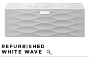 BIG JAMBOX White Wave (Refurbished)