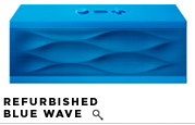 JAMBOX Blue Wave (Refurbished)