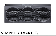 MINI JAMBOX Graphite Facet