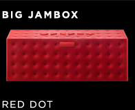 BIG JAMBOX Red Dot (Refurbished)