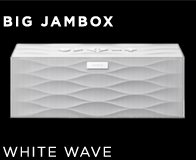BIG JAMBOX White Wave