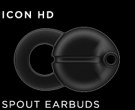 Jawbone ICON HD Spout Earbuds 4-Pack
