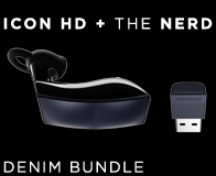 Jawbone ICON HD + The NERD (Denim)