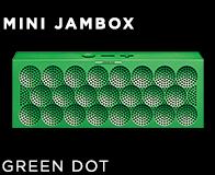 MINI JAMBOX Green Dot
