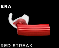 ERA by Jawbone - Red Streak