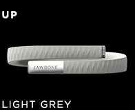 UP by Jawbone - Light Grey