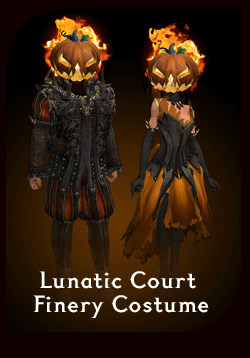 Lunatic Court Finery Costume