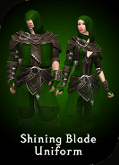 Shining Blade Uniform