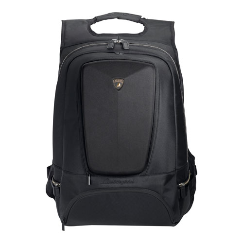 ASUS 17'' AUTOMOBILI LAMBORGHINI Laptop Backpack, Black