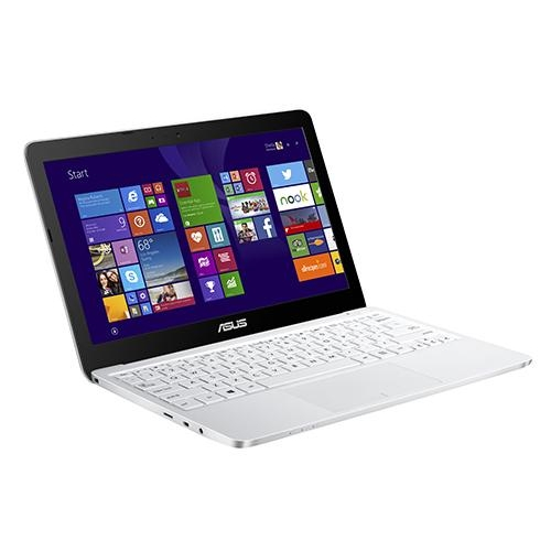 "ASUS EeeBook X205T / Intel Atom Z3735F / 2GB RAM / 32GB EMMC / Windows 8.1 / 11.6"" Display / White"
