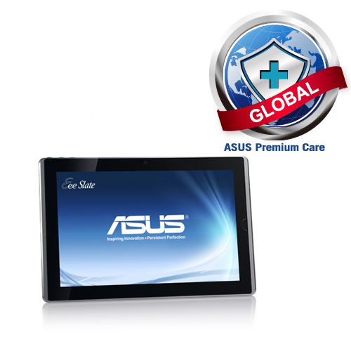 ASUS International Warranty Extension 1 Year for Eee Slate B121 & EP121 (for Standard 1 Year Warranty Model)