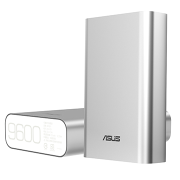 ASUS ZenPower 行動電源, 銀色