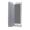Z30 Leather Flip Case - White