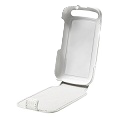 Curve 9220/9310/20 Flip Shell - Leather - White