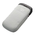 Curve 9220/9310/20 Leather Pocket - White - (Canada)