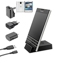 BlackBerry Passport Power Bundle - White