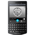 Porsche Design P'9983 Graphite smartphone from BlackBerry®