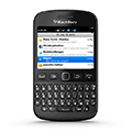 BlackBerry 9720 - Noir
