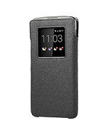DTEK60 Genuine Leather Smart Pocket, Black