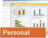 SAP Crystal Dashboard Design 2011, personal edition, prodotto completo
