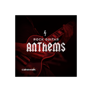 Rock Guitar Anthems