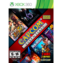 Capcom® Essentials (Xbox 360®)