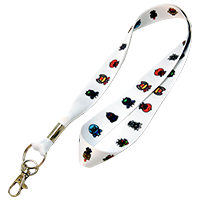 Monster Hunter Lanyard