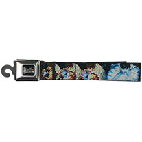 Street Fighter Hadouken Belt