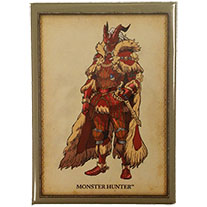 Monster Hunter Kaiser Armor Magnet