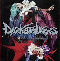 Darkstalkers® Graphic File (book)