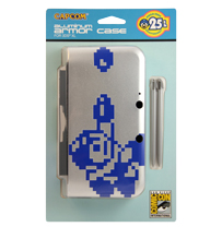 Mega Man 25th Anniversary 3DS XL Case