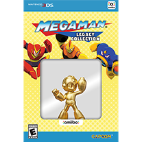 Mega Man Legacy Collection Collector's Edition