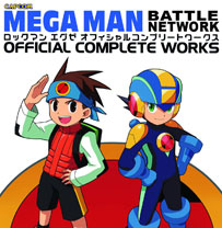 Mega Man™ Battle Network Official Complete Works
