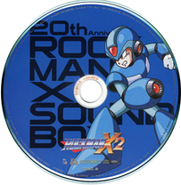 Mega Man® X2 Official Soundtrack