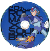 Mega Man® X4 Official Soundtrack