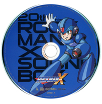 Mega Man® X Official Soundtrack