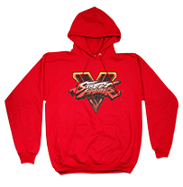 Street Fighter V Fight of the Century Hoodie