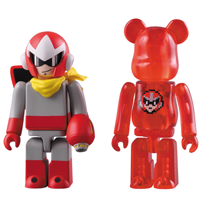 Proto Man Kubrick™ & 1Up Be@rbrick™ Set